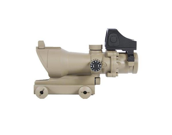 Airsoft Extreme AEX 4X32 Reflex Scope Combo