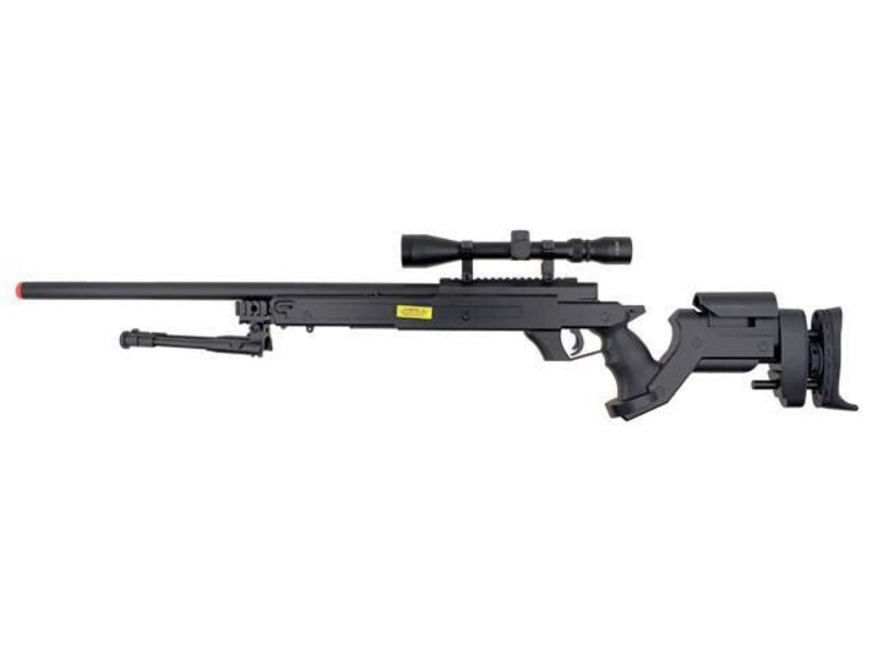 Well WELL MB05 SR22 Bolt Action Spring Sniper Rifle