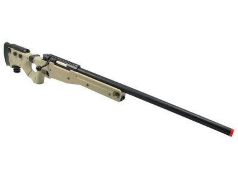 Well WELL MB4403 L96 spring rifle with folding stock