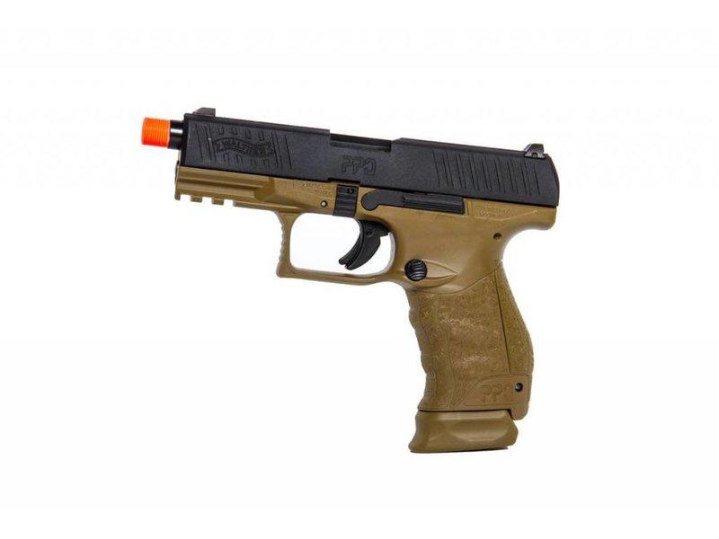 Umarex Umarex Walther PPQ TAC GBB BLK/DEB