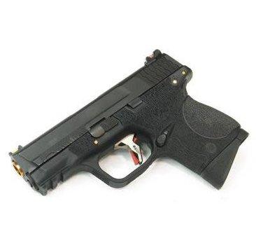 WE Tech WE MP4 3.8 Custom Black, Gold Barrel