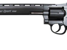"Win Gun Win Gun full metal 8"" CO2 revolver, 6 shot"