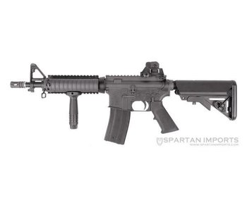 King Arms Colt M4 CQB/R GBB Rifle