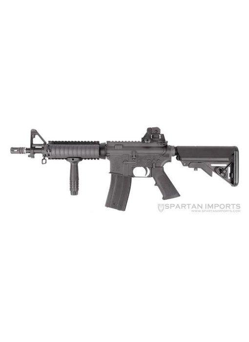 King Arms Colt M4 CQB/R GBB Rifle