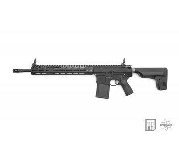 PTS Mega Arms MML MATEN AR-10 GBBR Black