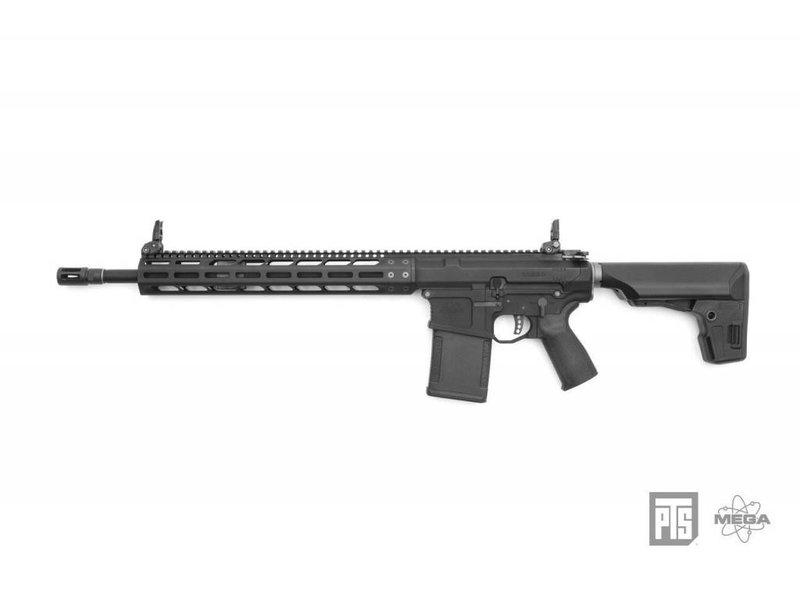 PTS PTS Mega Arms MML MATEN AR-10 GBBR Black
