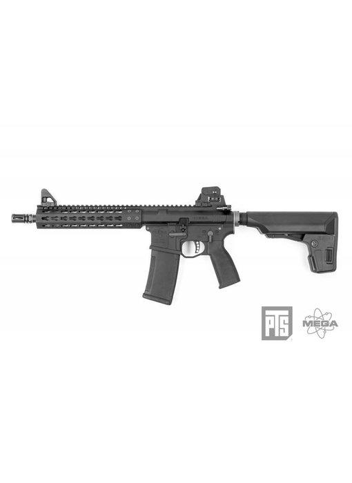 PTS Mega Arms MKM CQB AR-15 GBBR Black