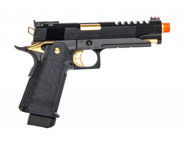 Tokyo Marui Tokyo Marui HI CAPA 5.1 Gold Match Gas Blowback Pistol