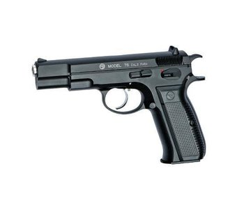 ASG CZ75 green gas blowback pistol