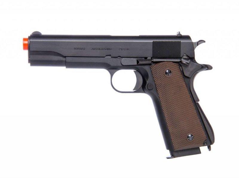 KWA KWA M1911A1 U.S. ARMY Green Gas Blowback Pistol
