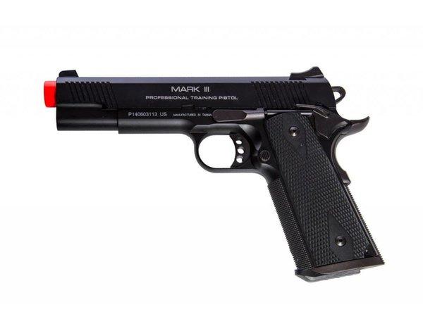 KWA KWA 1911 MKIII PTP Green Gas Blowback Pistol