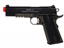 KWA KWA 1911 MKIV PTP Green Gas Blowback Pistol