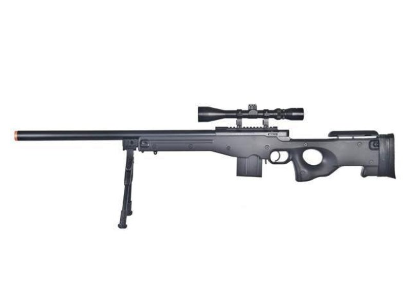 Well WELL MB4401 L96T AWP Bolt Action Spring Sniper Rifle