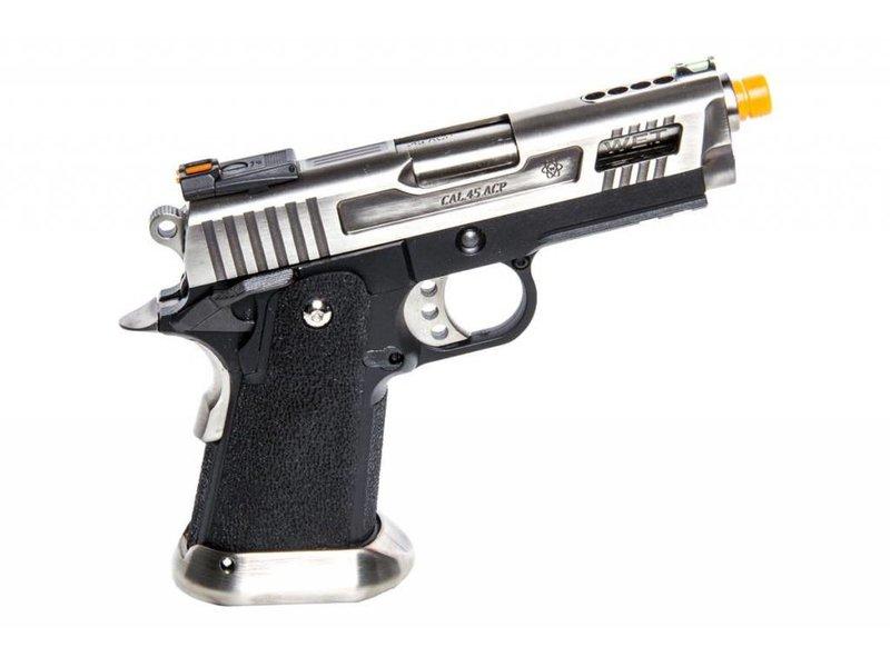 WE Tech WE Tactical Velociraptor Hi Capa 3.8 Gas Blowback Pistol