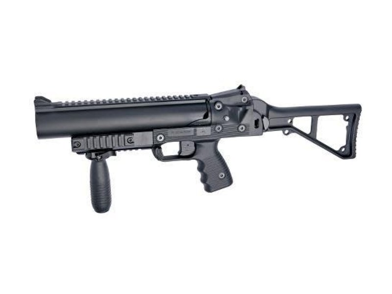 ASG ASG Fully Licensed B&T GL-06 Grenade Launcher Black