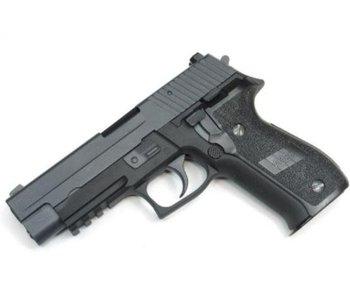 WE Tech F226 MK25 GBB Black