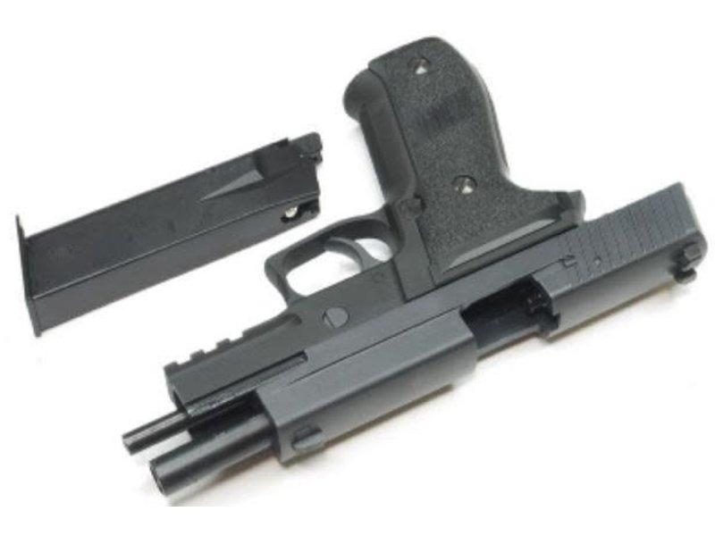 WE Tech WE F226 MK25 GBB Black