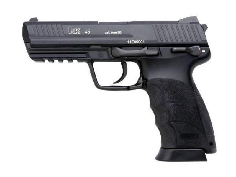 KWA KWA H&K HK45 Black