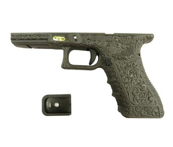 WE G17 Lower Custom Scrollwork