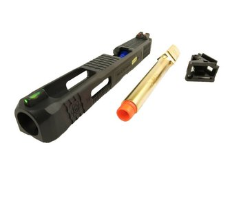 WE M34 Tactical Slide Conversion Kit Gold