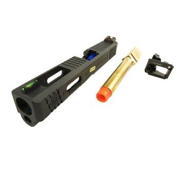 WE Tech WE M17 Tactical Slide Conversion Kit Gold