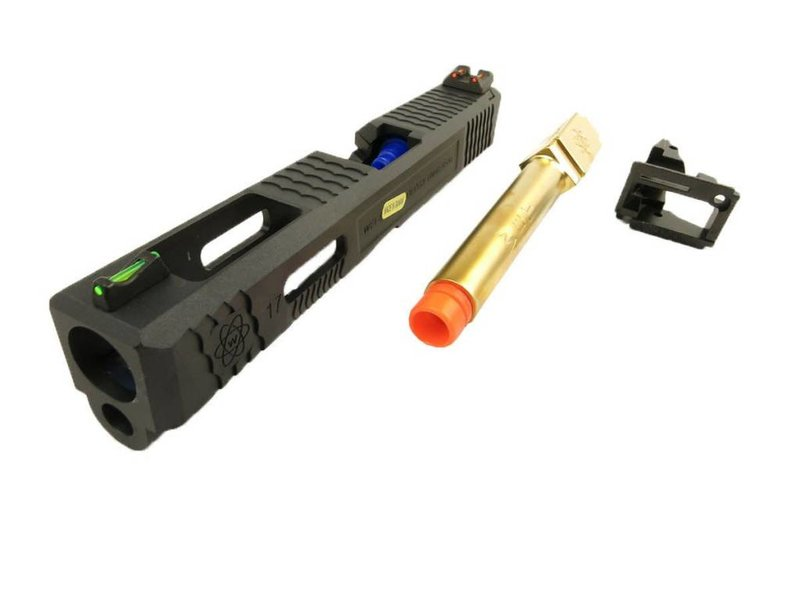 WE Tech WE M17 Tactical Slide Conversion Kit Gold