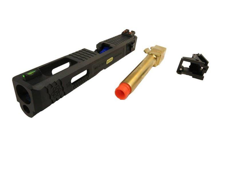 WE Tech WE M18 Tactical Slide Conversion Kit Gold