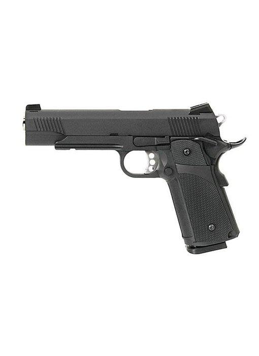 KJ Works KP05 Tactical Black