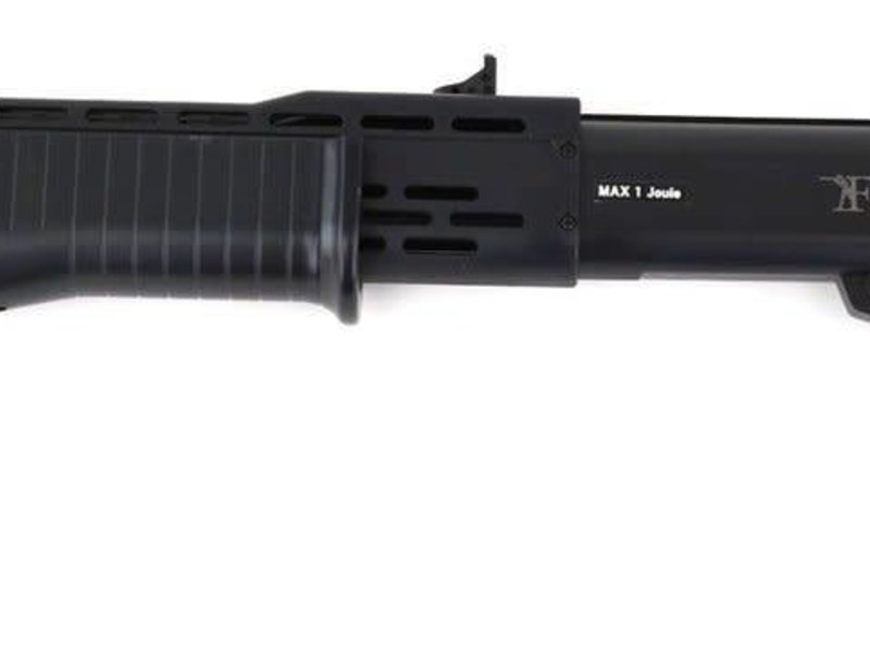 ASG ASG Fully Licensed Franchi SPAS-12 Tri-Shot Full Size Shotgun Black