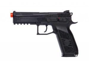 ASG ASG CZ P-09 GBB Black