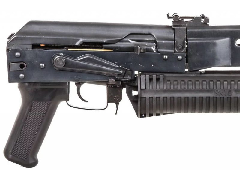 Apex Apex PP-19 Bizon side folding