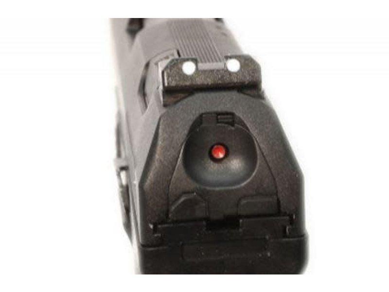 WE Tech WE P99 Full Sized GBB Black