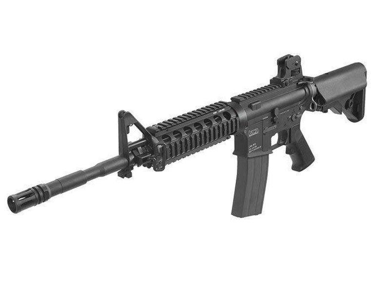 KWA KWA LM4 RIS PTR Gas Blowback Rifle