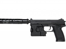 Tokyo Marui Tokyo Marui Mk23 SOCOM Non-Blowback Green Gas Pistol