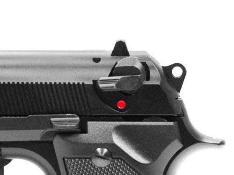 KWA KWA M9 PTP Gas Blowback Pistol Black