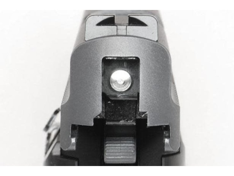 WE Tech WE F229 Gas Blowback with Rail Black