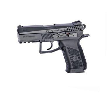 ASG ASG CZ75 P-07 Duty Blowback CO2 Pistol Black