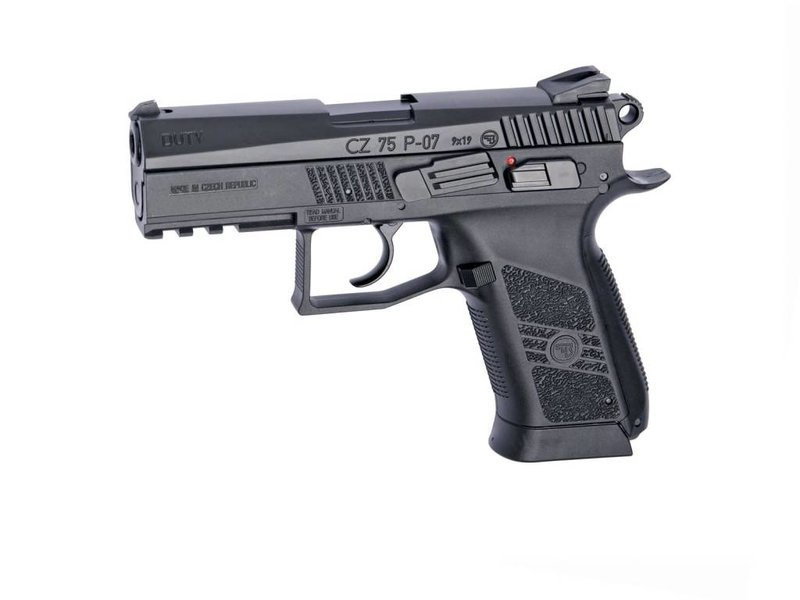 ASG ASG CZ75 P-07 Duty CO2 Pistol