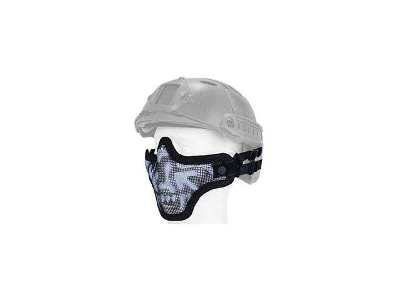 UK Arms UKARMS V1 Helmet Mesh Mask