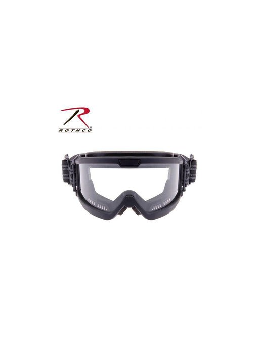 Rothco OTG (Over The Glasses) tactical goggles, ANSI rated