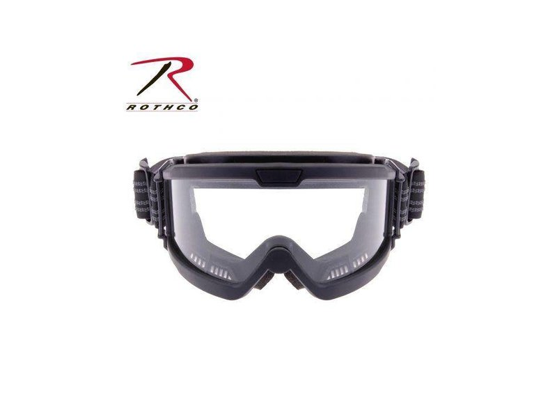 Rothco Rothco OTG (Over The Glasses) tactical goggles, ANSI rated