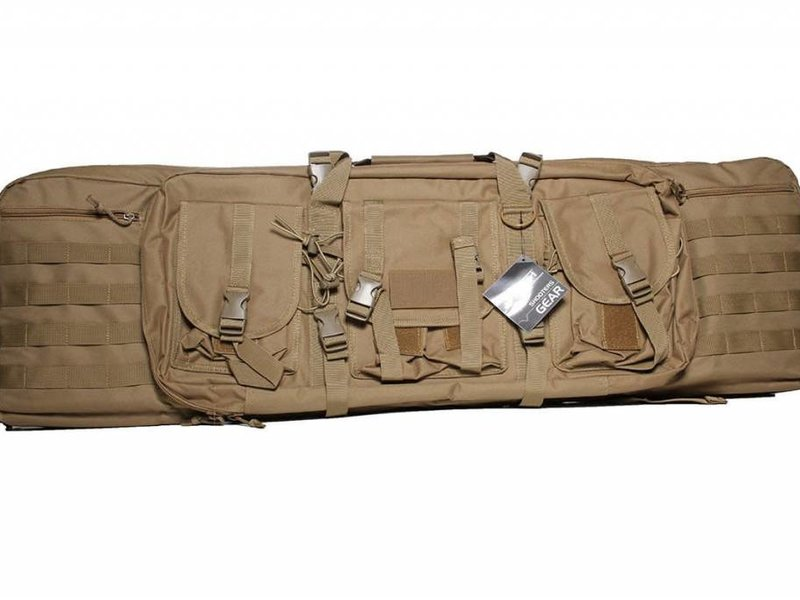 "NcStar NcStar VISM 42"" Double Rifle Case"