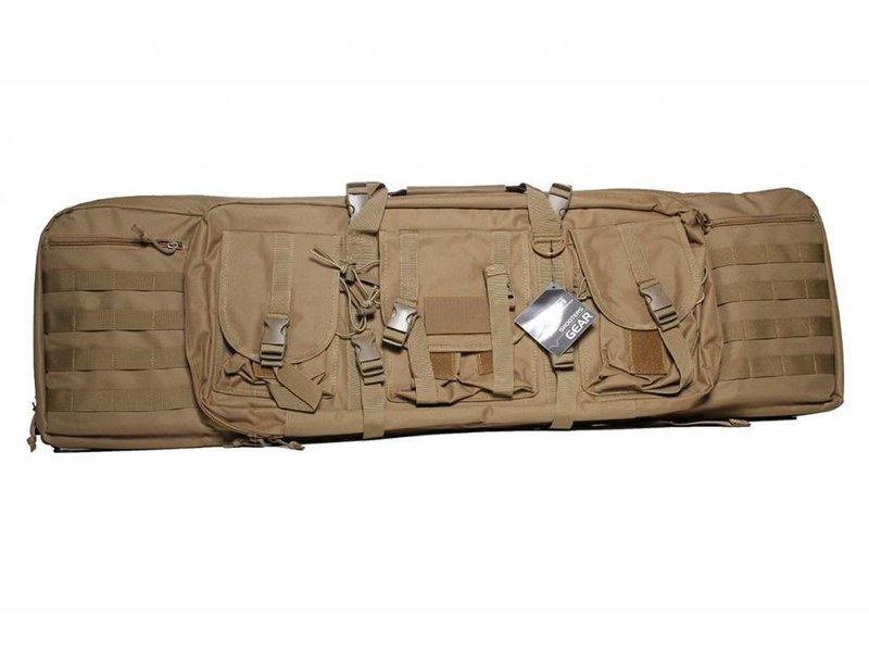 "NC Star NC Star VISM 42"" Double Rifle Case"