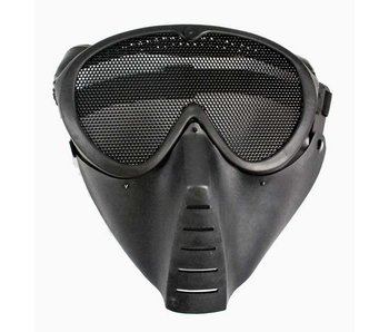 Next Protect Goggle type 1 Black