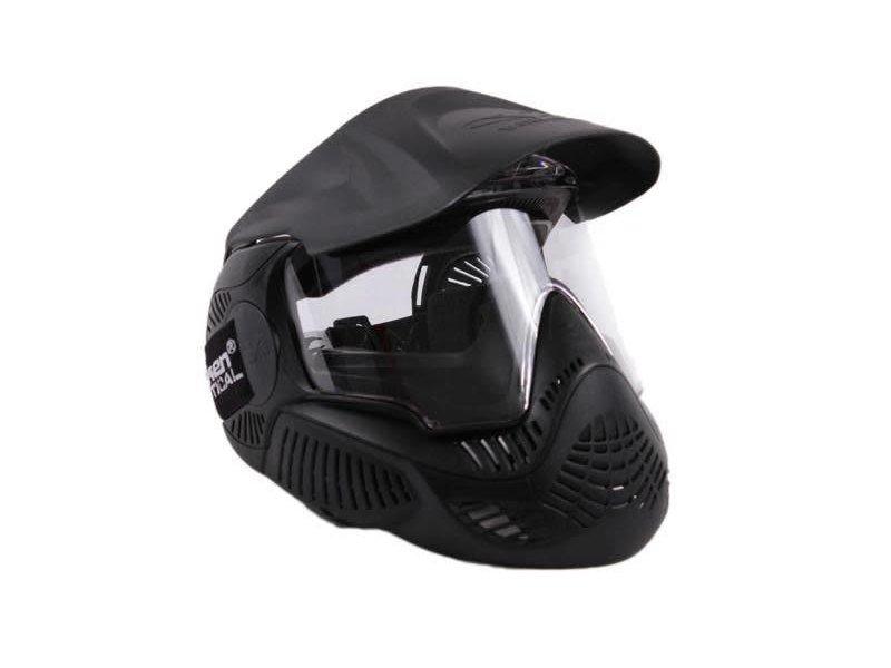 ANNEX ANNEX MI-5 Mask BLACK
