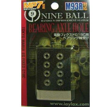 Nine Ball Nine Ball TM AEP Bearing Bushings