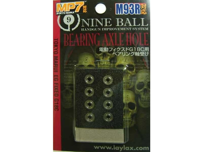 Nine Ball Nine Ball TM AEP Bearing Bushings