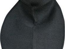 Zan Headgear ZANHEADGEAR Neck Protector- Black