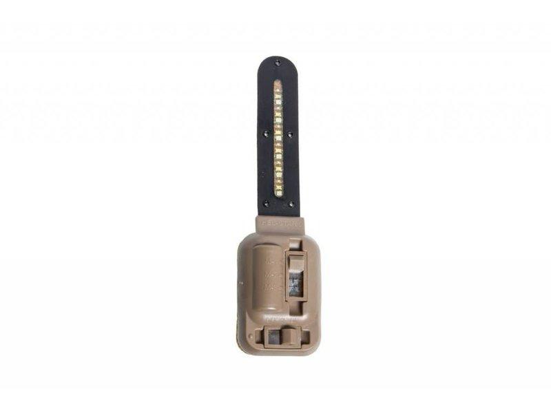 Lancer Tactical Lancer Tactical 3-Function LED Light Flat Dark Earth
