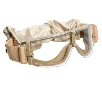 Classic Army Type 5 combat Goggles Tan